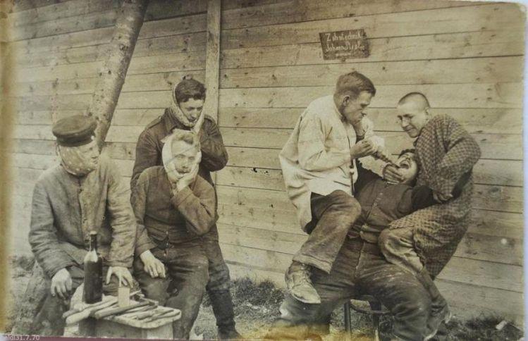 1800년대 야전치과