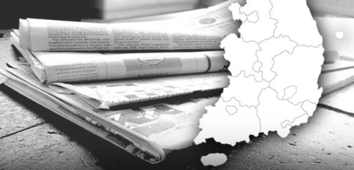 2015년 12월 전국 16개 시도별 지방신문 신뢰도 조사 결과 01