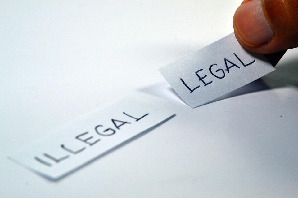 불법 부정 반대 법 legal-1143114_960_720