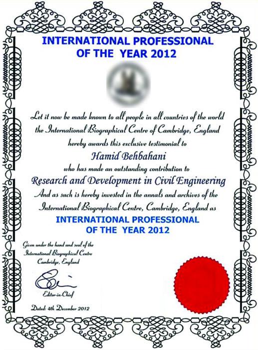 International_Biographical_Centre_Certificate