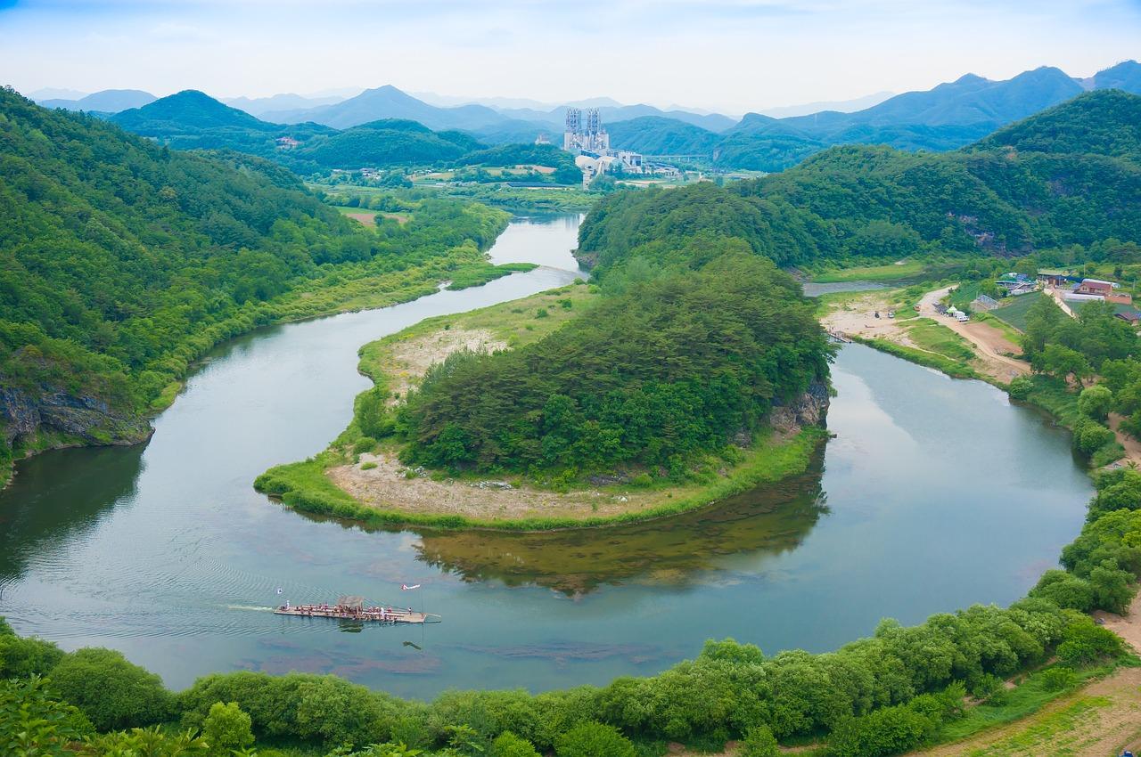 the-korean-peninsula-1441109 한반도 WEB